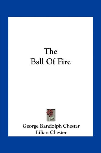 The Ball Of Fire pdf epub