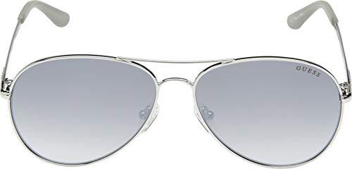 zinn GU6925 Sonnenbrille Guess hell glanz nickel Y5xt5wWqUd
