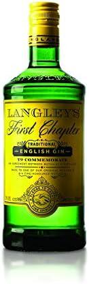 Gin Langleys First Chapter Langleys Sabor 700Ml