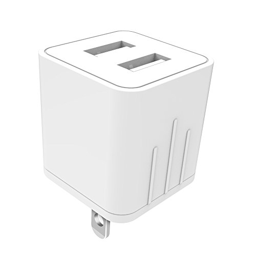 USB Wall Charger for Amazon Kindle Touch, Fire, Kindle Voyage, Kindle DXG, Kindle Oasis, Kindle Paperwhite 1 2 3, Kindle 2 3 4 5 (AC Power Adapter)