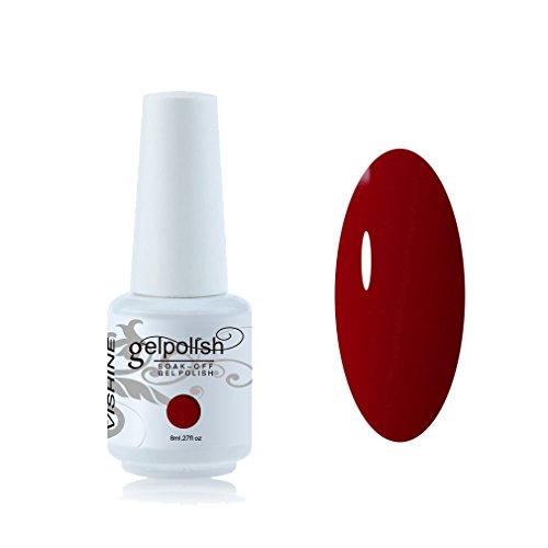 855a23123ae360 60%OFF Vishine Manucure Vernis à ongles Semi-permanent Soak Off UV LED Gel