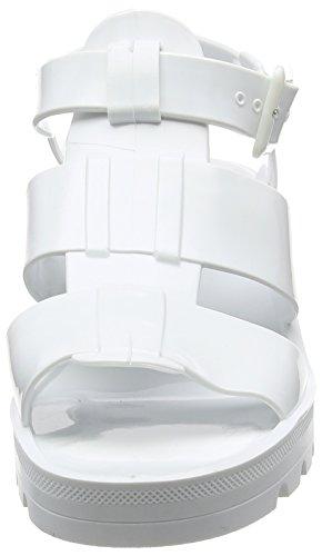 JuJu Shoes Kyra - Sandalias Mujer White (White)