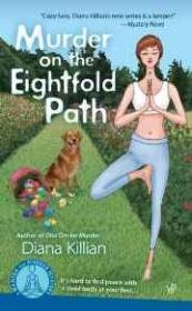 Download Murder on the Eightfold Path: A Mantra for Murder Mystery pdf
