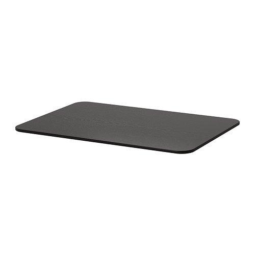 Ikea BEKANT - Table Top, Negro-marrón - 120x80 cm: Amazon.es: Hogar