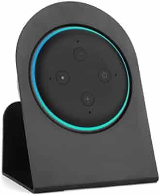 Echo Dot (3rd Gen) Stand Holder, Home Voice Assistant Desk Stand Accessories for All-New Echo Dot (3rd Gen) - Smart Speaker