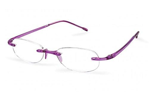 scojo gels readers reading glasses cobalt 1 50