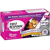 First Response Daily Ovulation Test-20 ct