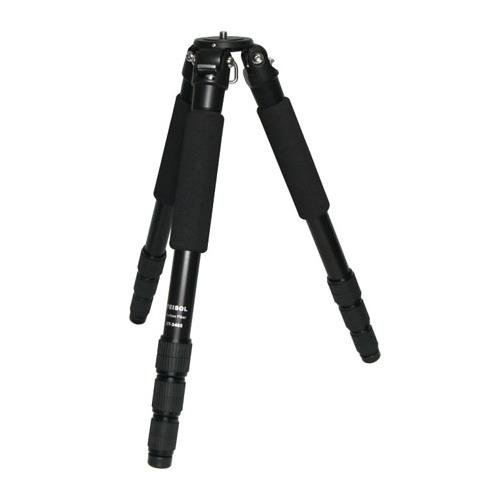 Feisol Classic CT-3402 Rapid 4-Section Carbon Fiber Tripod with Metal Twist Locks by Feisol