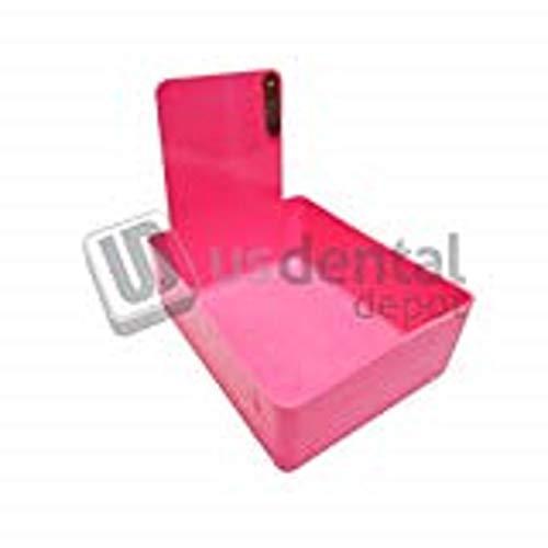 - KEYSTONE - Classic Lab Work Pans - Pink w/clip - 12pk - made 034-7000376 Us Dental Depot