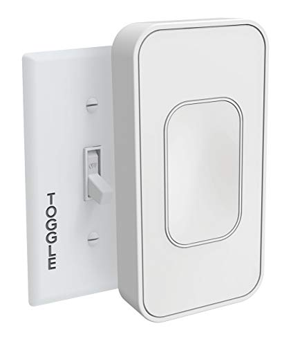 Switchmate TSM001WCAN One-Second Installation Smart Lighting, Toggle, White (Renewed)