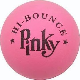 Toysmith 4534327 Pinky Bounce Ball