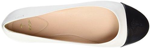 Joop Vrouwen Aleria Anthea Ballerina Lfo1 Gesloten Ballerina Wit (off-white)