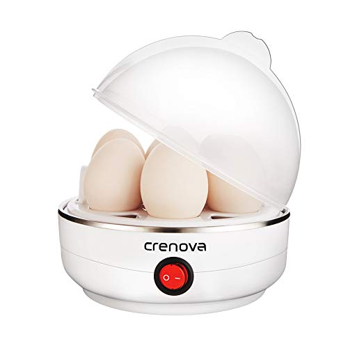 Very nice egg steamer!  I use it every day and the eggs steamed are delicious!!!