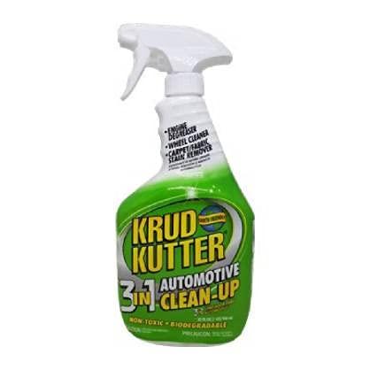 Krud Kutter AC326 3 in 1 Automotive Clean Up Spray  946 ml