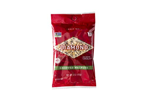 Nuts Chopped (Diamond of California, Chopped Walnuts, 4 Ounce)
