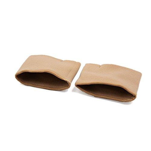 Amazon.com: eDealMax 1 par Tamaño L cuidado de Los pies Hallux Valgus Corrector Toe Separadores Separadores alisadores de Color de la piel: Health ...
