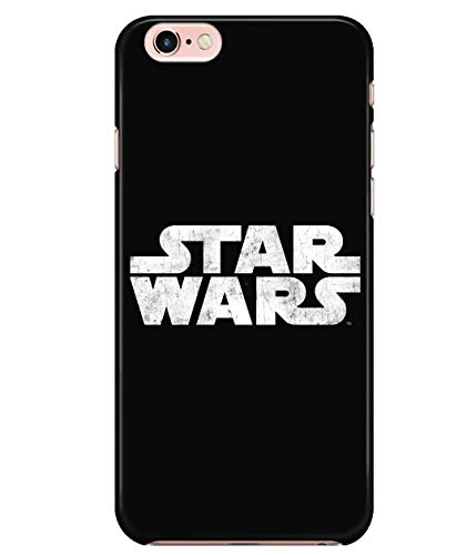 (iPhone 6/6s Case, Star War Movie Case for Apple iPhone 6/6s, Star Wars Logo iPhone Case (iPhone 6/6s Case - Black))