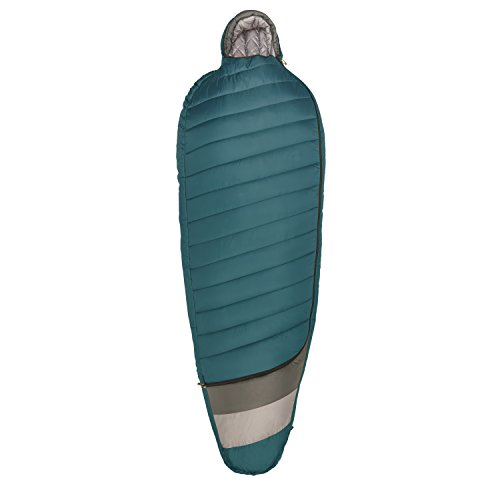 Kelty Tuck 20 Degree Thermapro Sleeping Bag, Reflecting Pond/Castle Rock, Regular