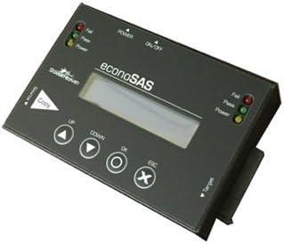 Duplicador de Disco Duro SAS: econosas portátil y asequible SAS de ...