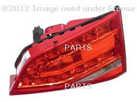 Audi a4 2.0 (2010 Sedan) Taillight RIGHT Inner (LED) rh passenger rear trunk (Audi A4 Rear Light)