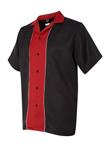 Hilton Bowling Retro Quest (Black_Red) (3X)