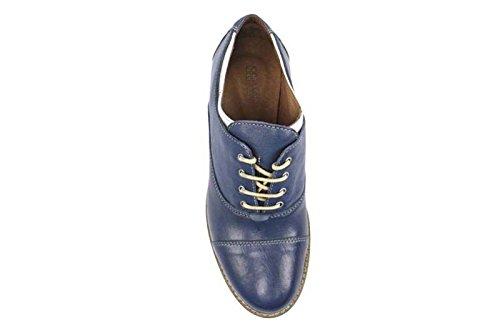 Elegantes Batic Ap915 Michel Para Mujer Azul Cuero HanUq5w