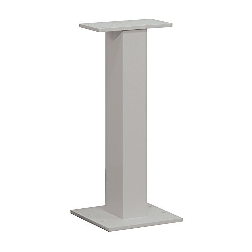 Cbu Pedestal - Salsbury Industries 3395GRY Replacement Pedestal for CBU Number 3308 and CBU Number 3312, Gray