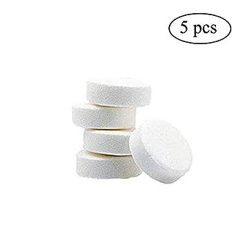 FOONEE Tabletas Efervescentes, Multifunción Car Home Solid Clean Lámina Efervescente Limpiaparabrisas: Amazon.es: Hogar
