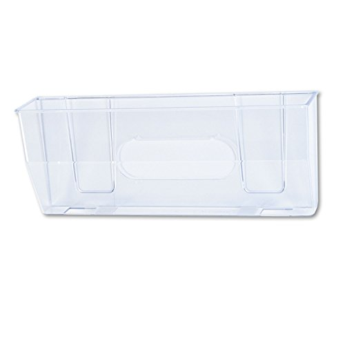 UPC 031111467123, DEFLECTO CORPORATION 50101 Oversized Magnetic Wall File Pocket, Legal/Letter, Clear