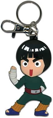 Great Eastern Entertainment Naruto Lee 3D SD Keychain
