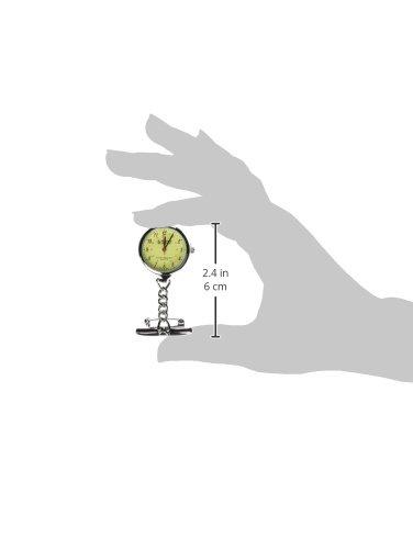 Prestige Medical Nurse Lapel Glow Watch