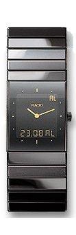 Rado Ceramica Unisex Midsize Watch R21364152 (Ceramica Jubile Rado)