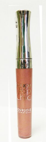 Bourjois Rouge Pop Chic Lipstick 3 Rose Chrome 0.1oz/4.5ml ()