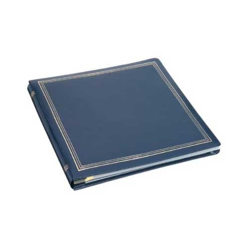 - Large Magnetic Page X-Pando Photo Album, Navy Blue
