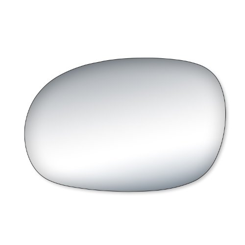 Fit System 99189 Chrysler PT Cruiser Driver/Passenger Side Replacement Mirror Glass ()