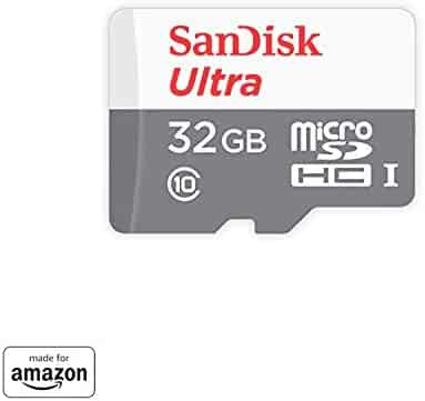 SanDisk 32 GB micro SD Memory Card for Fire Tablets and Fire TV