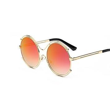 tocoss (TM) Hippie redondas gafas de sol para mujer Classic ...