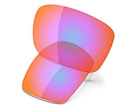 (Saucer Premium Replacement Lenses for Oakley Holbrook Sunglasses High Defense - Shield G30 Polarized)