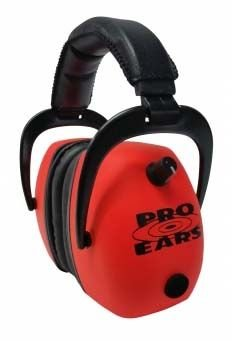 Pro-Ears Pro 300 w/ Pro Mag Earmuffs - Internet Box, Orange P300OMAGBX by Pro Ears