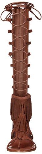 Mia Ricarda gladiador sandalias de la mujer Cinnamon