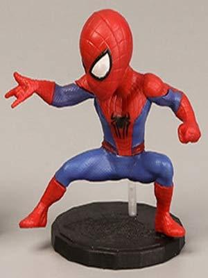 Amazon.com: Pitaya. 3.9 in x 2.0 in Mini Spider Man ...