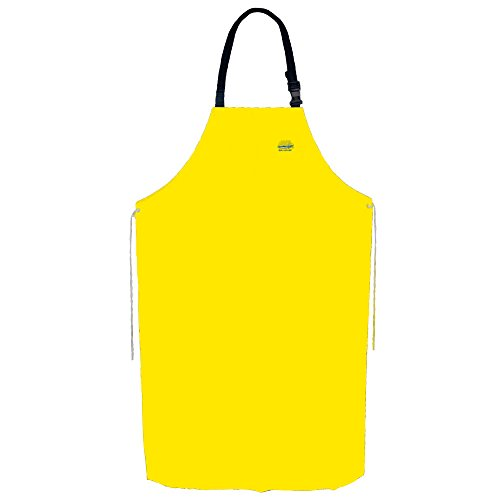 Grundens Clipper Apron  Yellow