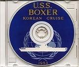 USS Boxer CVA 21 1953 Cruise Book
