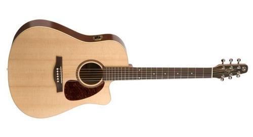 Seagull Coastline S6 Slim CW Spruce QI Guitar