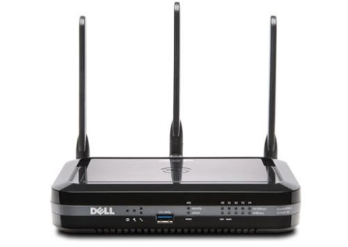 Dell Sonicwall 01-SSC-0218 Soho Wireless-N Security Appliance 5 Ports 10MB/100MB LAN, Gige 802.11 B/A/G/N by Dell