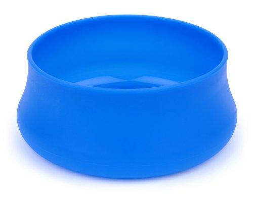 Guyot Designs Squishy Pet Bowls, Tahoe Blue, 32 Oz, My Pet Supplies