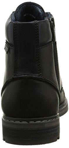 Pikolinos i16 Classiques black Bottes M9e Homme Noir Caceres zqzRA1