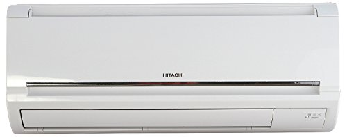 Hitachi Kampa RAU512HUDD Split AC (1 Ton, 3 Star Rating, White, Copper)