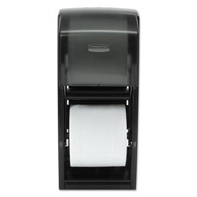 Toilet Scott Dispensers Paper - Scott 09021 Essential SRB Tissue Dispenser, 6 6/10 x 6 x 13 6/10, Plastic, Smoke