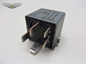 BMW New Genuine ABS Motor Relay 61361393403: Amazon co uk